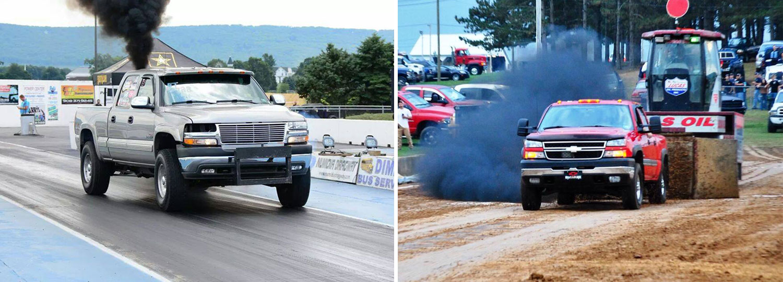 Diesel Truck Race